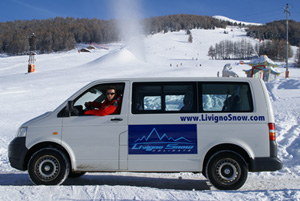 photo of Livigo Snow Holidays shuttle bus